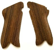 WWI WWII GERMAN P08 P-08 LUGER WOODEN PISTOL GRIPS -PAIR