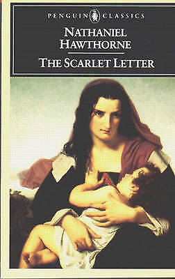 """VERY GOOD"" The Scarlet Letter: A Romance (American Library), Hawthorne, Nathani"