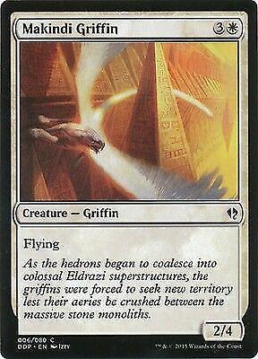 4 x Makindi Griffin (006/080) - Zendikar vs. Eldrazi - Common