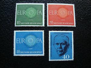 Germany-Rfa-Stamp-Yvert-and-Tellier-N-210-A-212-217-N-A19-Stamp