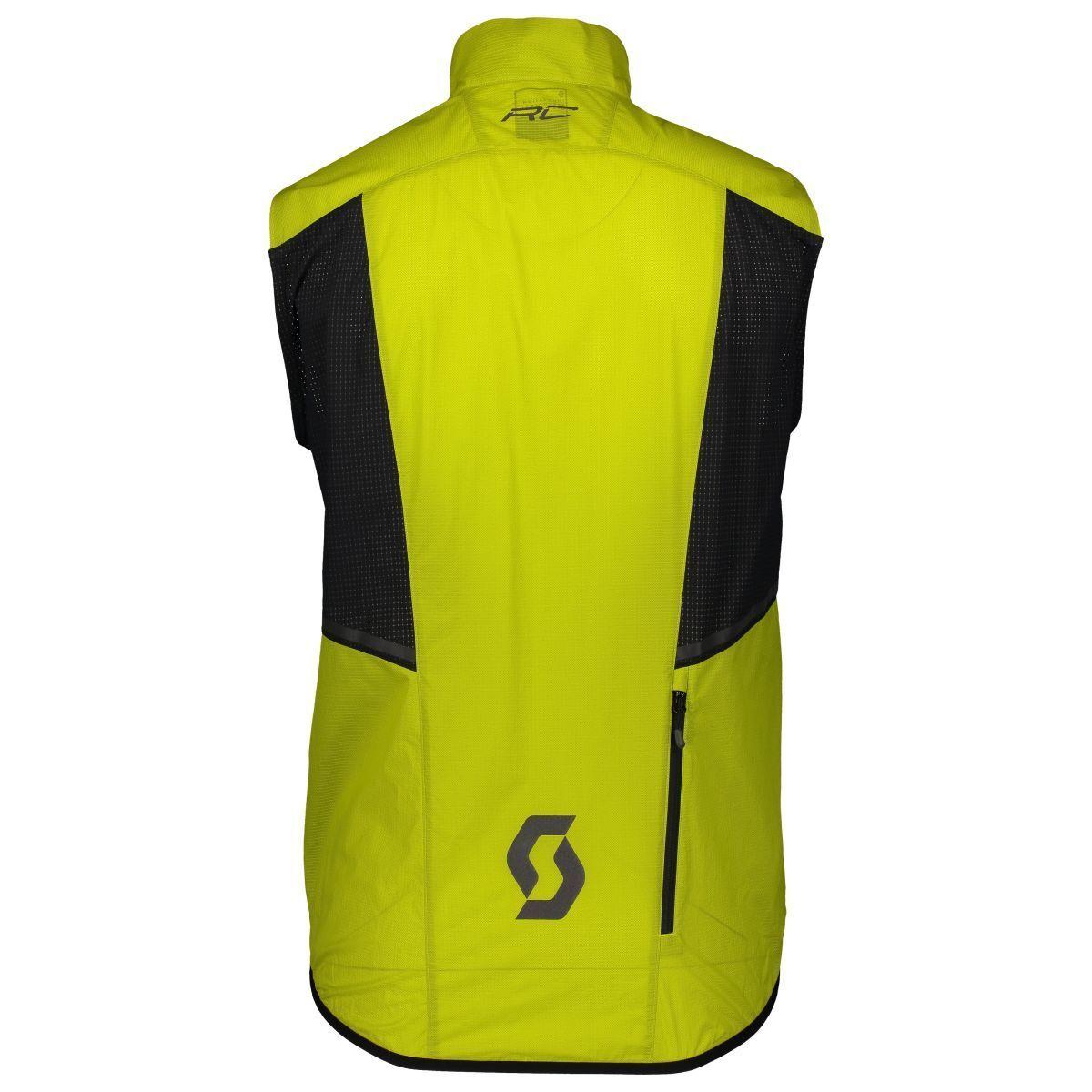 Scott RC Weather Fahrrad Windweste gelb gelb gelb 2019 b43c18