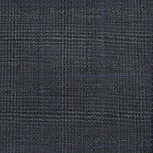 Dettagli su Abito Su Misura Tasmania principe di galles peso full time  colore grigio 1b3cb190b87