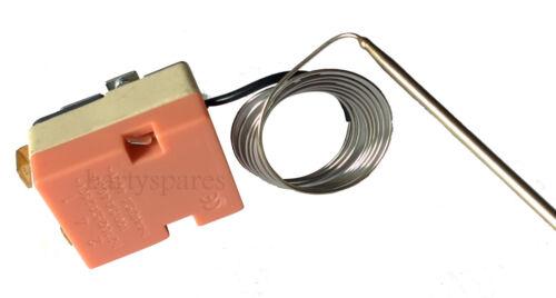Per Diplomat Fornello Forno Elettrico con ventola TERMOSTATO Sensore di controllo della temperatura