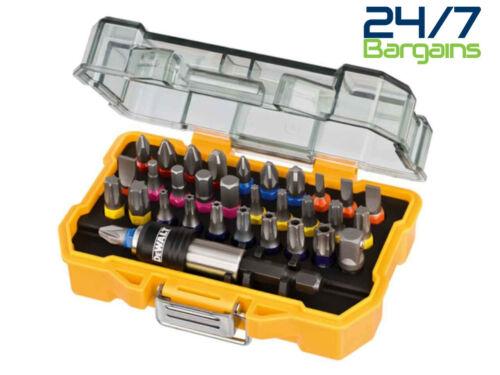 32 pièces XR Professionnel Magnétique Embout Tournevis Set Accessoire DEWALT Dt7969