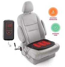 Zento Deals Car Heated Seat Cushion Hot Cover Auto 12V Heater Warmer Pad Upgrade