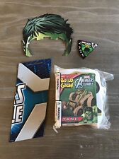 Lowes Build and Grow 2015 Avengers Hulk TANK KIT & PATCH SET