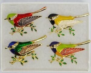 Bird-brooch-multi-colour-enamels-crystal-rhinestone-vintage-style-in-gift-box