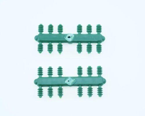 grün SO 150 24 Stk. - NEU Sommerfeldt H0: Rillen-Isolator OVP