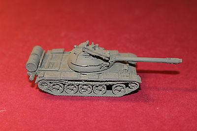 1/87TH SCALE 3D PRINTED POST WAR II SOVIET T-55A TANK