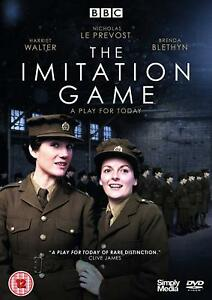 THE-IMITATION-GAME-BBC-PLAY-FOR-TODAY-1980-TV-Series-Episode-R2-DVD-not-US