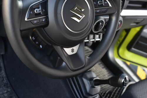 PLACCA SUZUKI JIMNY SWIFT SIERRA SPORT VVT 4WD COMFORT PREMIUM PLUS ELEGANCE 4X4