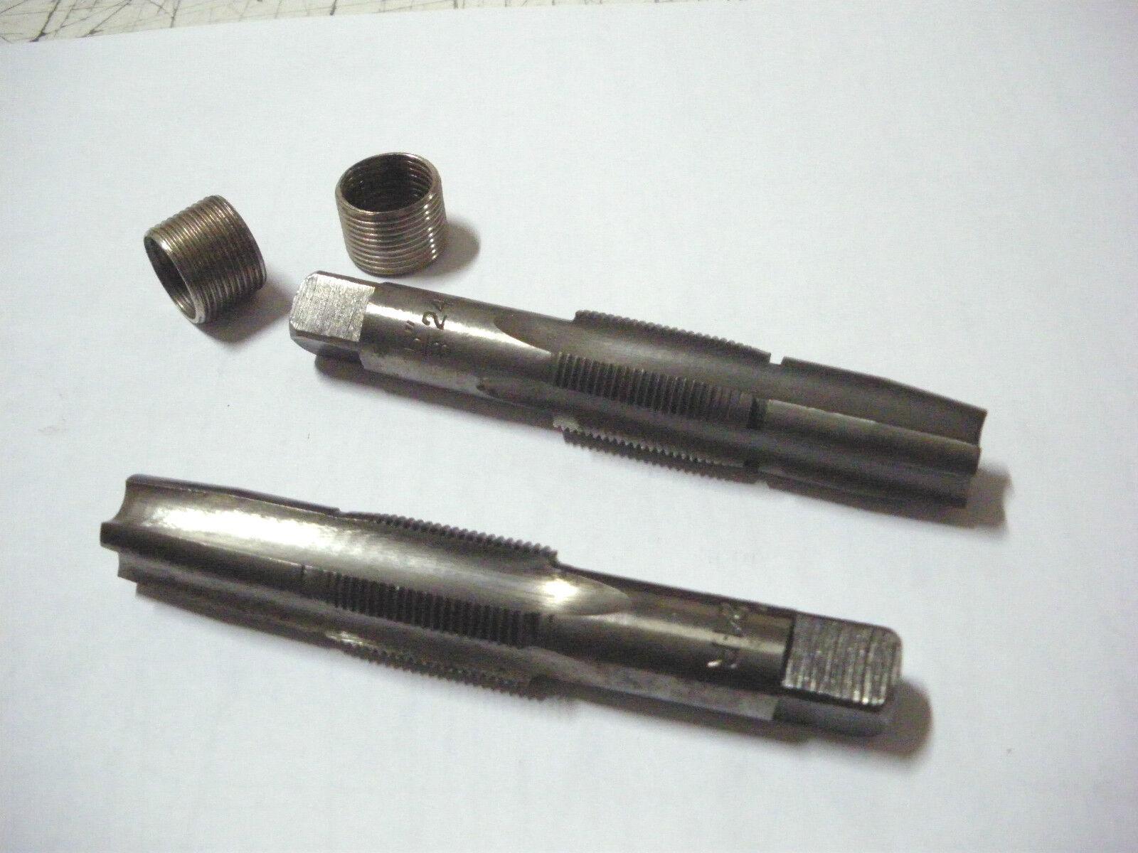 Vintage Crank repair kit R L Taps  for Crankarm Pedal Threads Oversizet 5 8  x 24  wholesale