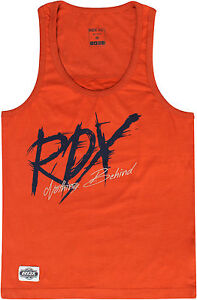 RDX-Mens-Top-Gym-Tank-BodyBuilding-Stringer-Cotton-Vest-TShirt-Fitness-Boxing-OR