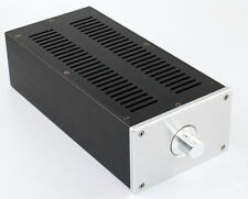 long version full aluminum amp chassis amplifier Enclosure box for DIY