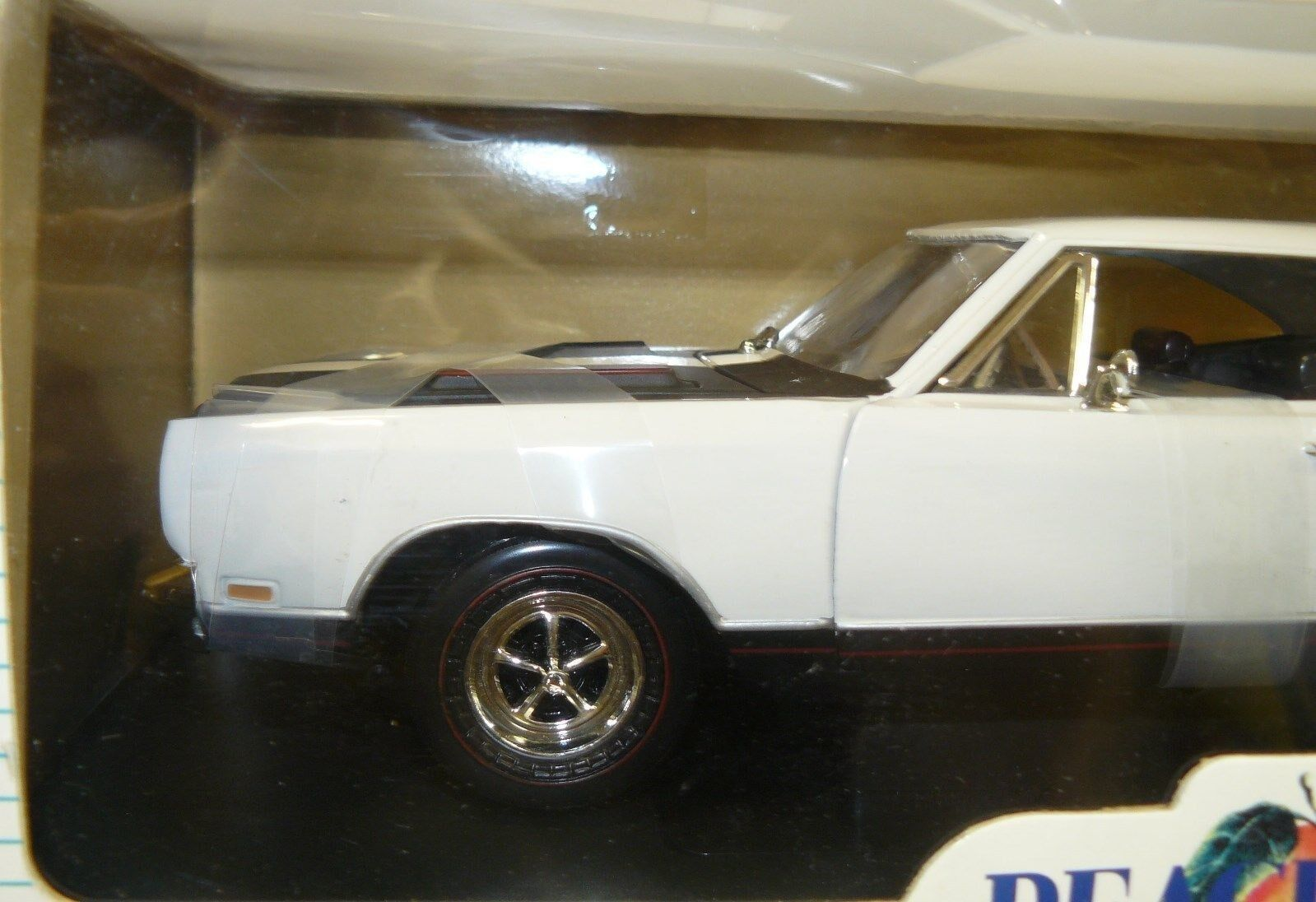 1 18 1969 Plymouth GTX, 1 1 1 2500, 1999 issue, Peachstate Collectibles d99fc6