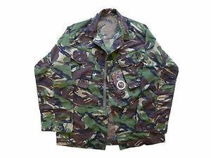 British SAS Lightweight Combat ShirtJacket DPM Camouflage Mk2 Modified 180104 - London, United Kingdom - British SAS Lightweight Combat ShirtJacket DPM Camouflage Mk2 Modified 180104 - London, United Kingdom