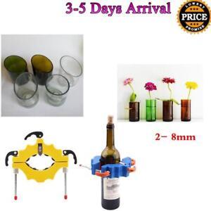 Adjustable Bottle Cutter Cutting Machine Jar DIY Kit Craft Recycle Tool 2-8mm