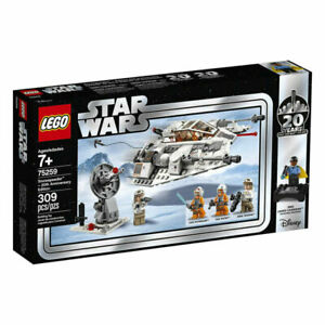 New-Lego-75259-Star-Wars-Snowspeeder-20th-Anniversary-Edition-SHIPS-FREE