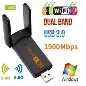 NEW Realtek RTL8814 USB WiFi 802 11B/G/N/AC Adapter Mini
