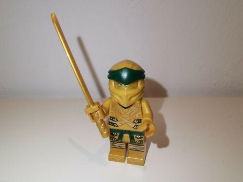 LEGO ® Ninjago njo499 Golden Ninja Lloyd legacy provenienti da 70666NUOVI
