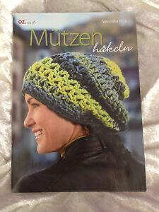 Mützen Häkeln Oz Creativ Beanie Hut Kappe Schild Zipfelmütze