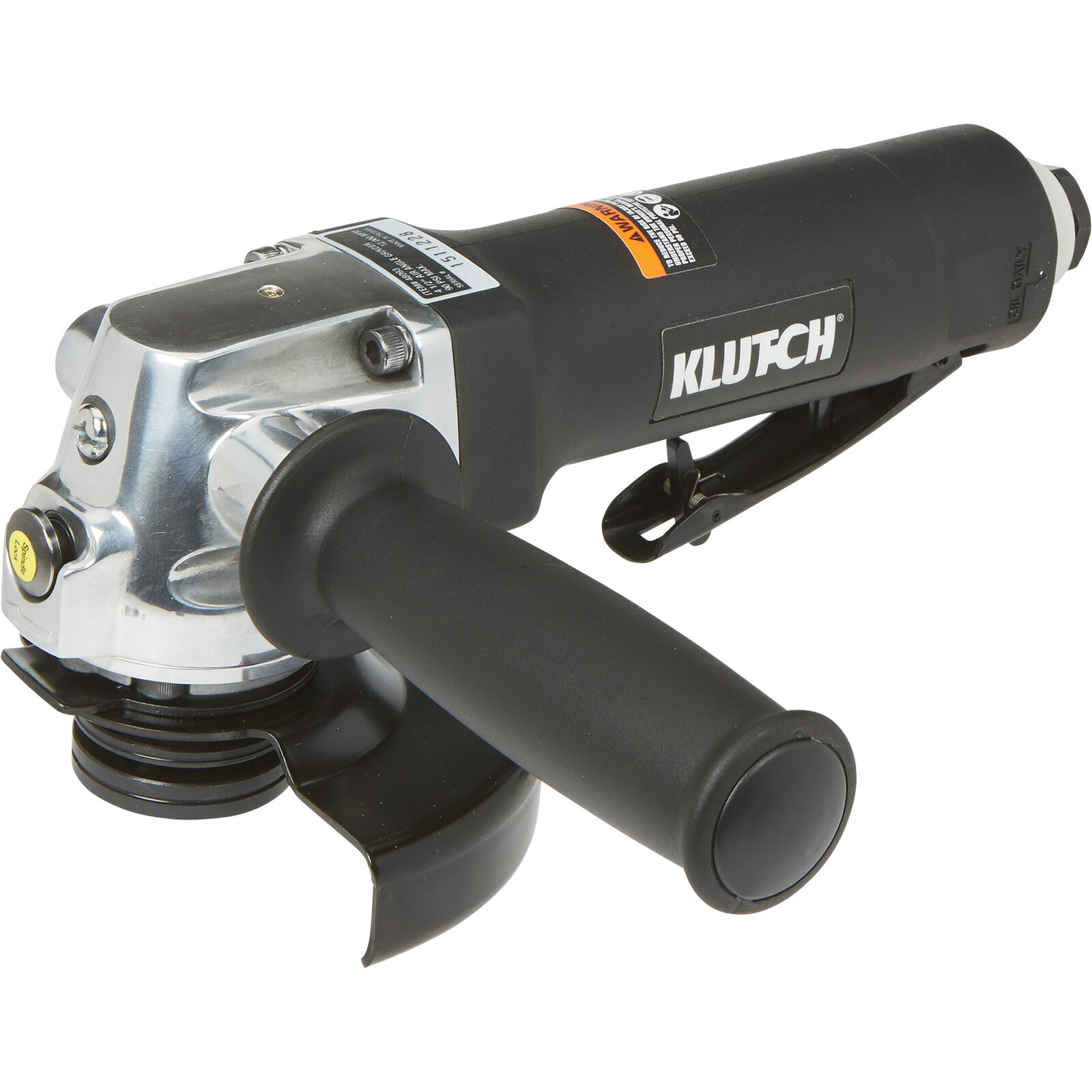 Klutch 4 1/2in. Air Angle Grinder - 12,000 RPM, 4 CFM. Buy it now for 124.99