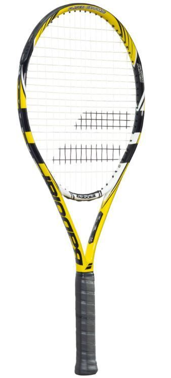 Babolat Contact Team besaitet - Griff L1 = 4 1 8
