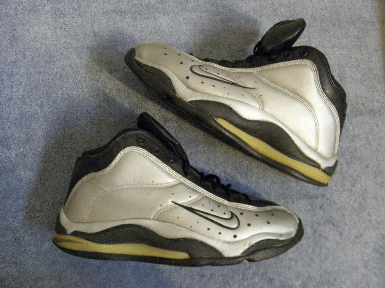Nike Air Team Max Zoom MaxZoom 1998 Vintage Original OG EUC NDS black silver 11 Seasonal price cuts, discount benefits