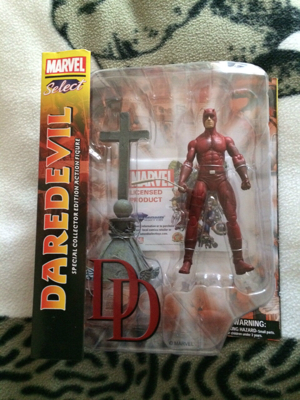 Marvel select  Daredevil  special collector collector collector edition   6 inch figure set fc7dea