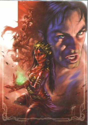 Warlord Of Mars Complete 72 Card Base Set