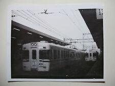 JAP533 - 1965 KEIO TEITO Railway - ELECTRIC TRAIN No5756 PHOTO - Meidaimai Japan