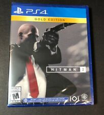 Hitman 2 Gold Edition Ps4 Game For Sale Online Ebay