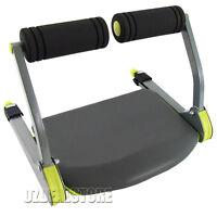 Ab Sit Up Bench Wonder Flex Core Six Pack Care Abdominal Rocket Twister