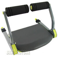 Ab Sit Up Bench Six Pack Care Abdominal Rocket Twister Wonder Core Exercise