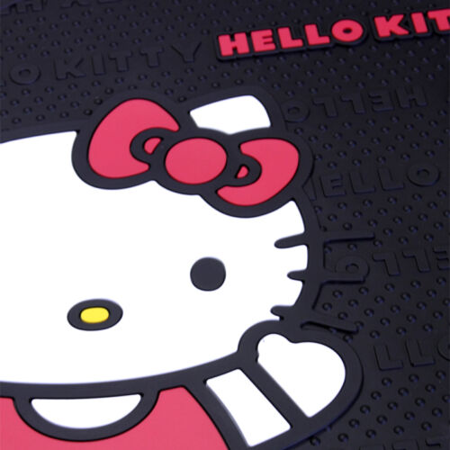 For Nissan New Hello Kitty Core Car Seat Steering Covers Mats Accessories Set
