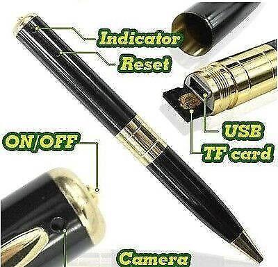 Mini Spy Pen