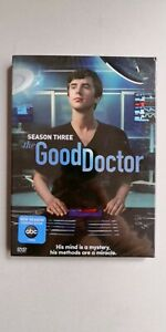The-Good-Doctor-Season-3-DVD-3-Disc-Set-FAST-Shipping-US-Seller-NEW-Sealed