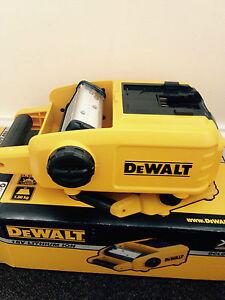 Dewalt-DCL060-18v-XR-Area-Light-Work-Torch-Bare-Unit-1500-lumen-WARRANTY