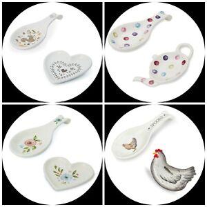 Ceramic Spoon Rest Or Tea Bag Holder Tea Bag Rest Spoon Holder Tea Bag Tidy Ebay