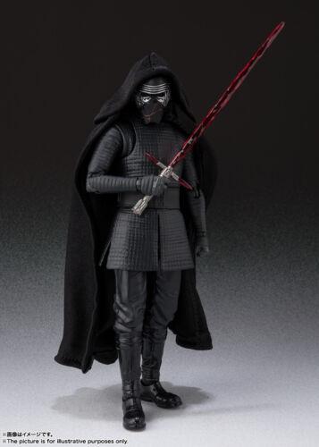 BANDAI S.H.Figuarts Kylo Ren Figure Star Wars The Rise of Skywalker