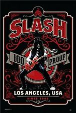 SLASH - 100 PROOF MUSIC POSTER - 24x36 - 3286