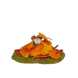 AUTUMN FROLIC by Wee Forest Folk, WFF# M-494