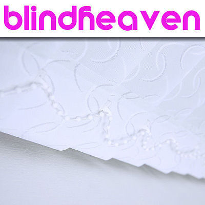 *Vertical Blinds Made To Measure BLACKOUT Lapwing Fabric/  FAST EXPRESS SERVICE*