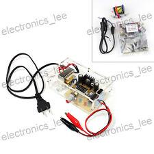 LM317 1.25V-12V Adjustable Regulated Voltage Power Supply  DIY Kits