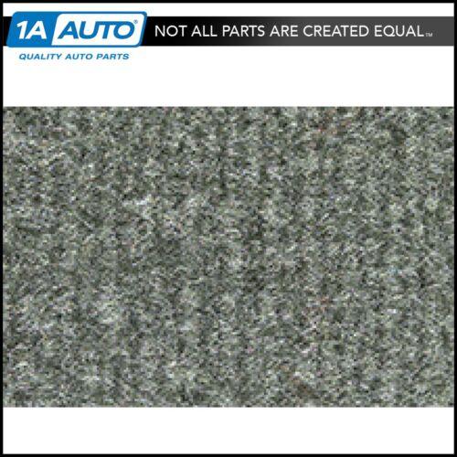 for 93-95 Buick Regal GS 2 Door Hardtop Cutpile 857-Medium Gray Complete Carpet