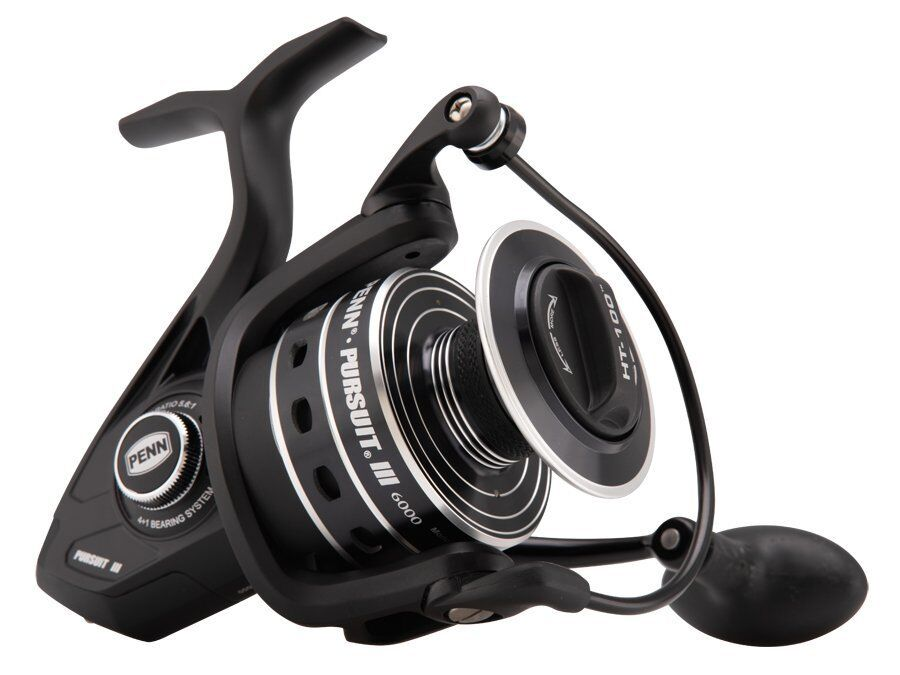 Penn Pursuit III Spinning Reel Lightweight Corrosion-resistant NEW 2019