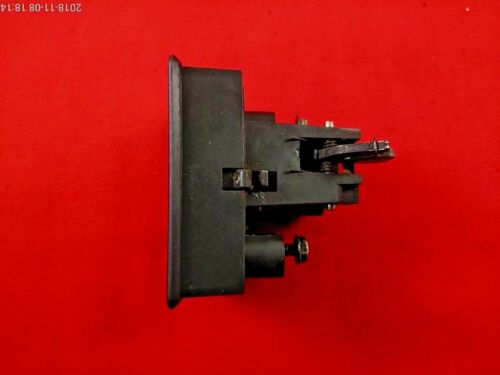 CHEVY CAMARO PONTIAC FIREBIRD TRANS-AM GLOVE BOX HANDLE LOCK LATCH OEM Black