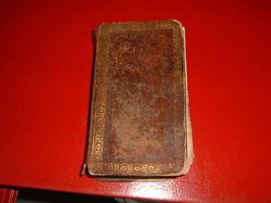 vds-livre-ancien-FORMULAIRE-DE-PRIERES-DES-RELIGIEUSES-URSULINES-1834