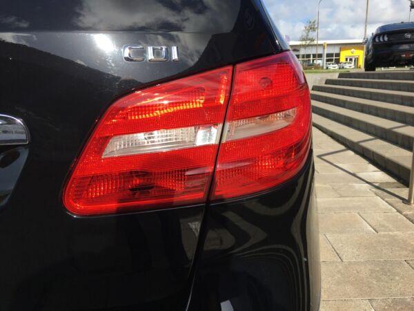 Mercedes B180 1,5 CDi billede 3