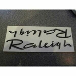 Raleigh downtube decals NOS